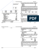 CVP Analysis 2