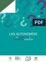 Las Autonomías en preguntas y respuestas prácticas