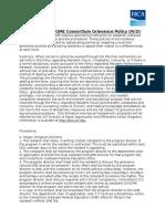 consortium gme grievance policy gmec
