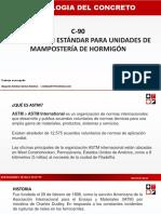 Astm C-90_unidades de Mampostería de Hormigón_santos_ramirez
