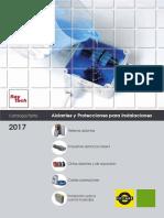 201701 Raytech Catálogo 2017