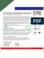 EIBD Sponsorship