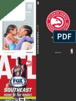 Atlanta Hawks Media Guide 2016-2017