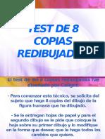 9 TEST DE 8 COPIAS RE-DIBUJADAS.pptx