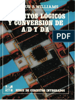 Circuitos Logicos y Conversion de AD y DA