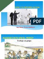Introducción, La Organización Actual y La Gestión