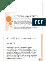 El Estado Autonómico [2]