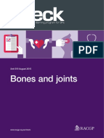 RACGP- Bones and Joints