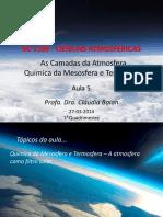 Aula 5-A Atmosfera Como Filtro Solar