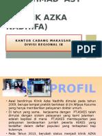 Profil Klinik Azka Nadhifa
