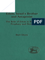 Bert Dicou Edom, Israels Brother and Antagonist The Role of Edom in Biblical Prophecy and Story JSOT Supplement 1994.pdf