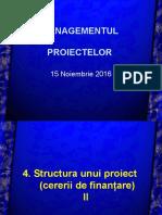 Managementul proiectelor C4