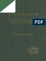 Carol M. Kaminski From Noah to Israel Realization of the Primaeval Blessing After the Flood JSOT Supplement 2005.pdf