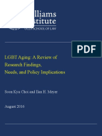 LGBT Aging a Review
