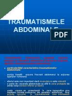 Traumatismele-abdominale