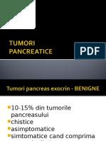 Tumori Pancreas