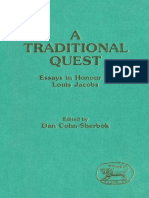 Daniel C. Cohn-Sherbok A Traditional Quest Essays in Honor of Louis Jacobs JSOT Supplement 1991.pdf