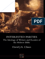 David J. A. Clines Interested Parties The Ideology of Writers and Readers of the Hebrew Bible JSOT Supplement 1995.pdf