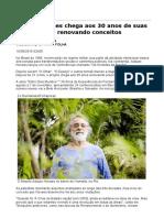 Adauto Novaes chega aos 30 anos de suas conferências renovando conceitos - 16_08_2016 - Ilustrada - Folha de S