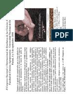 Implementación de actividades que promueven la integración de contenidos en Química Biológica