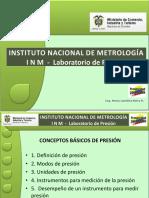 Conceptos Básicos Presión - Mayo 2012