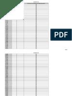 Tabela NCM e Respectiva Utrib (Comercio Exterior) - NT 2016.001 e NT 2016.003