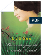 Lisa See - Floare-De-Zapada Si Evantaiul Secret (v.1.0)
