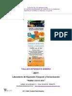 Teatro de La Sensacion-laboratorio Intensivo de Expresion y Comunicacion