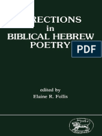 Elaine R. Follis Directions in Biblical Hebrew Poetry JSOT Supplement Series 1988.pdf