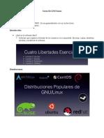 Curso de GNU Linux