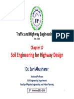 03 Chapter 17 - Soil Engineering for Highway Design