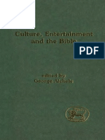 George Aichele editor Culture, Entertainment, and the Bible JSOT Supplement Series 2000.pdf