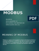 ppt Modbus