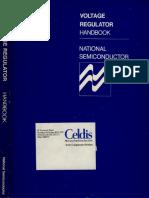 National Semiconductor Voltage Regulator Handbook 1980