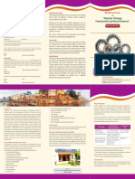 Brochure QIP Short Term Course