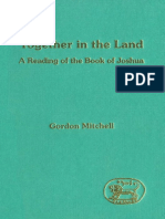 Gordon Mitchell Together in the Land A Reading of the Book of Joshua   1994.pdf