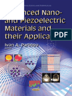 Advanced Nano- And Piezoelectric Materi_ and Their Applications