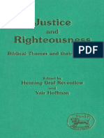 Henning Graf Reventlow, Yair Hoffman Justice and Righteousness Biblical Themes and Their Influence JSOT Supplement Series 1992.pdf