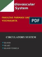 Bahan Cardiovascular System
