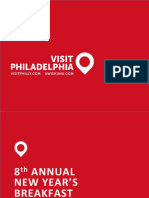 Visit Philadelphia's 2017 Annual Tourism Report to the Industry