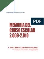 MEMORIA 09-10