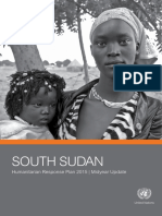 South Sudan Humanitarian Response Plan 2015