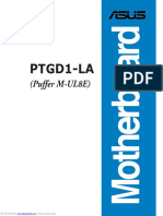 Ptgd1la Puffer Mul8e User Manual