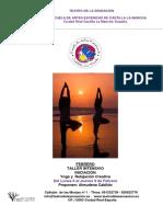 TEATRO DE LA SENSACIÓN Taller de Yoga y Relajacion Creativa-febrero 2017