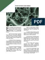 Nanotecnología, Opción Para Proteger El Medio Ambiente
