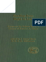 J. Cheryl Exum, H. G. M. Williamson Reading from Right to Left Essays on the Hebrew Bible in honour of David J. A. Clines JSOT Supplement 2003.pdf