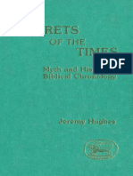Jeremy Hughes Secrets of the Times Myth and History in Biblical Chronology JSOT Supplement 1990.pdf