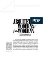 HABERMAS, J - Arquitetura moderna e pós-moderna.pdf