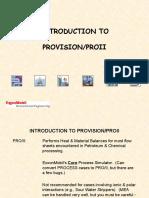 Lecture 01a - Provision