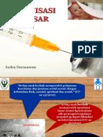 Materi Imunisasi Untuk Kader